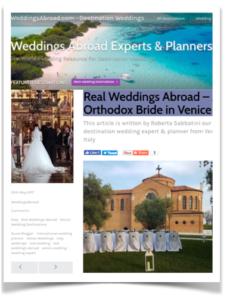 best wedding venue in italy press